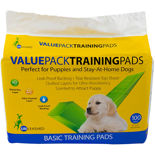 Value Pack Training Pads